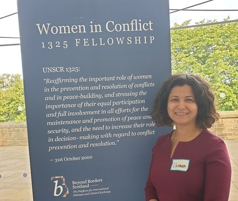 Women in Conflict 1325 Fellowship Programme