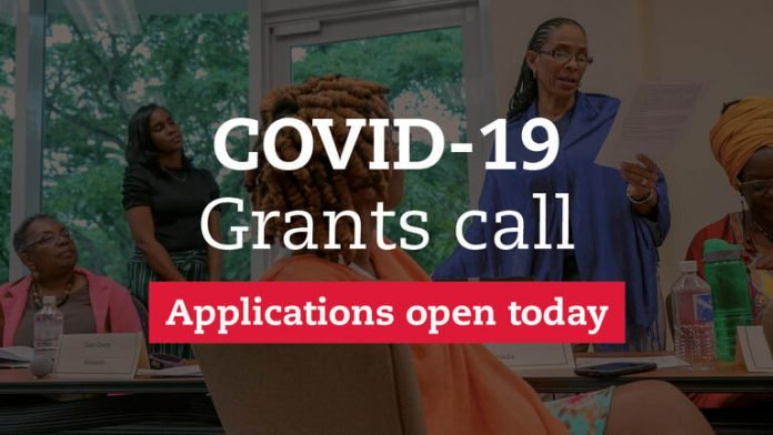 Commonwealth Foundation COVID-19 Special Grants (up to £30,000 grant)