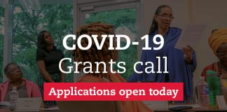 Commonwealth Foundation COVID-19 Special Grants (up to £30,000)