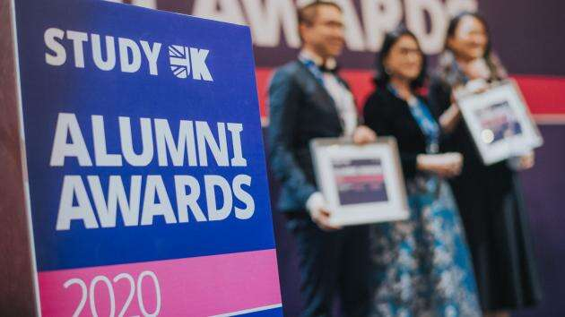 British Council Study UK Alumni Awards 2020-2021