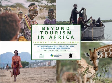 The African Leadership University's Beyond Tourism in Africa Innovation Challenge 2020 (US$10,000 grant)