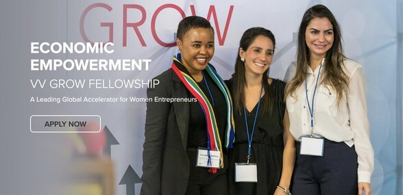 Vital Voices (VV) GROW Fellowship 2021 Global Accelerator Program for Female Entrepreneurs (Scholarships Available)