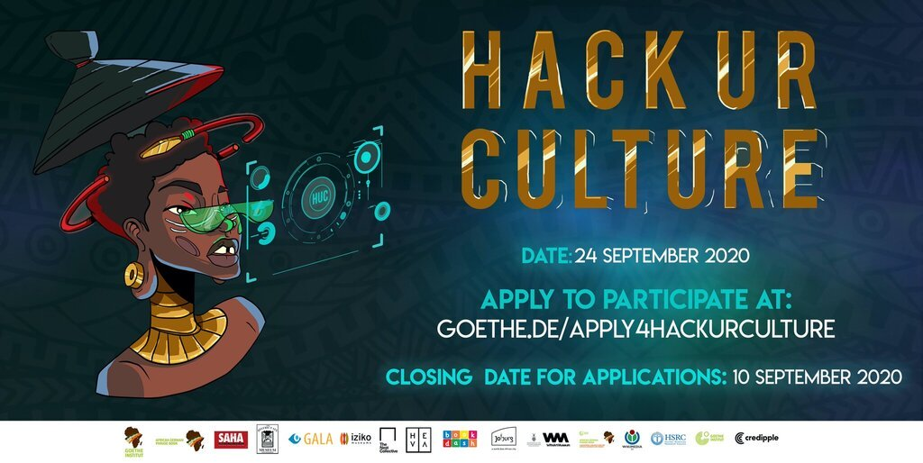 Call for Applications: Goethe-Institut Hack Ur Culture – Hackathon 2020