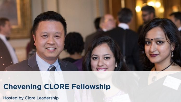 The Chevening Clore Leadership Fellowship 2021 for emerging Leaders (Fully Funded to the United Kingdom)