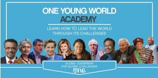 Address global challenges with One Young World Academy 2020