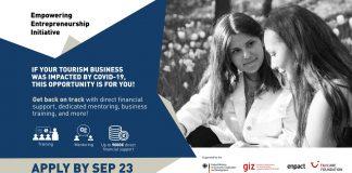 Enpact Empowering Entrepreneurship Initiative COVID-19 Relief Programme for Tourism 2020 (up to 9,000 Euros)