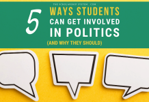 5 Ways Students Can Get Involved in Politics (and Why They Should)