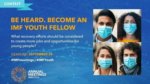 International Monetary Fund (IMF) 2020 Annual Meeting Fellowship Program Contest for young people Worldwide