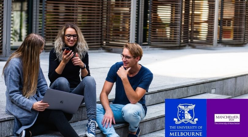 Call for Projects: University of Melbourne/University of Manchester Dual Award PhD Studentship 2021/2022