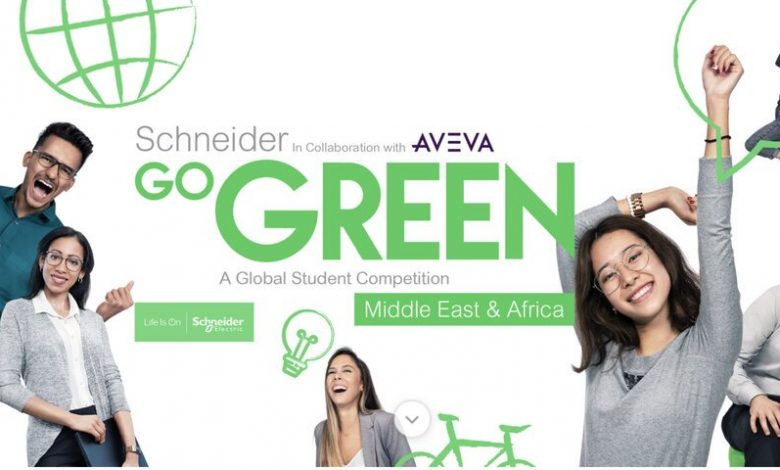 Schneider Go Green 2021 – Global Student Competition for Middle East & Africa