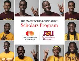 Mastercard Foundation Arizona State University Scholars Program 2021 for young Africans