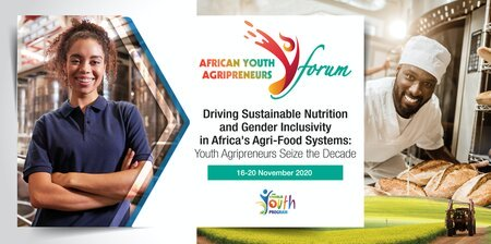 The African Development Bank's  AgriPitch Competition 2020 for Youth Agripreneur (US$120,000)