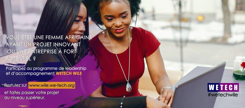 WETECH Women Innovative Leaders and Entrepreneurs (WILE) Program 2020