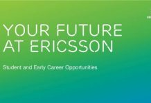 Ericsson Nigeria Graduate Program 2020 for young Nigerian graduates.