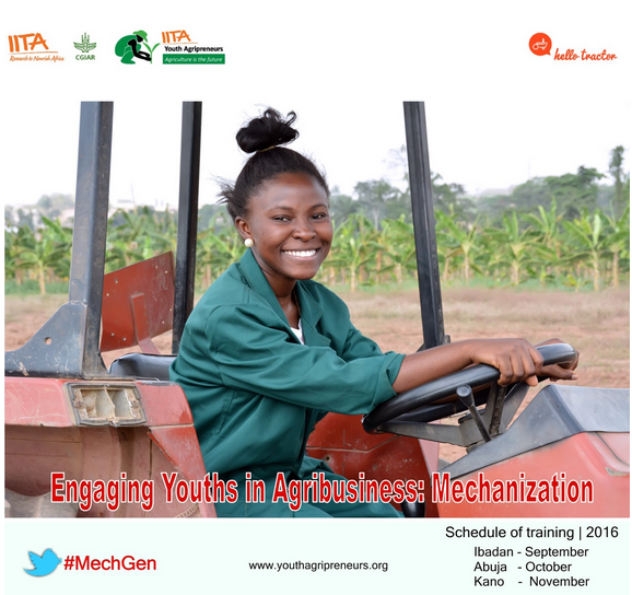 IITA ENABLE-TAAT Training Program 2020 for young people from the Republic of Benin