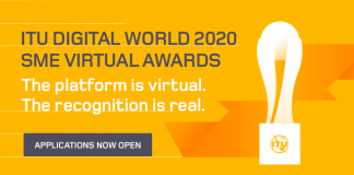 International Telecommunication Union (ITU) Digital World SME Virtual Awards 2020