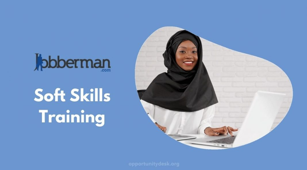 Jobberman Soft Skills Training 2020 (fully-funded)