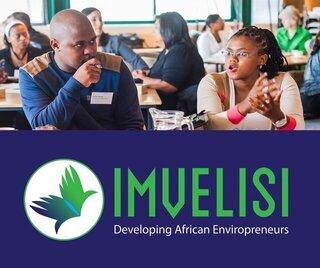 Imvelisi Enviropreneurs Online Bootcamp 2020 for young African Enviropreneurs.