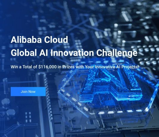 Alibaba Cloud Global AI Innovation Challenge 2020 (Total of $116,000 in Prizes)