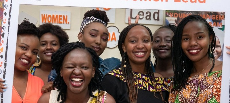Akili Dada Rise Project 2020 for Women/Girls' Rights Organizations in East Africa