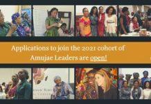 Ellen Johnson Sirleaf (EJS) Center Amujae Initiative 2021 for emerging African Women Public Leaders