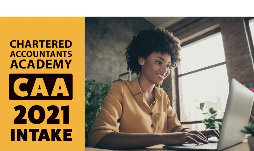The National Treasury Chartered Accountants Academy Programme 2021 for young South Africans