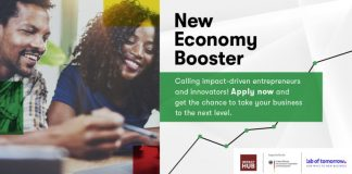 Impact Hub New Economy Booster Program 2020 for impact-driven Entrepreneurs