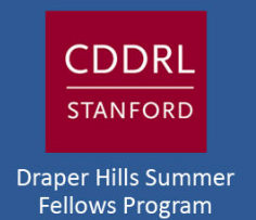 Draper Hills Summer Fellowship 2021 on Democracy and Development Program at Stanford University, USA (Funded)