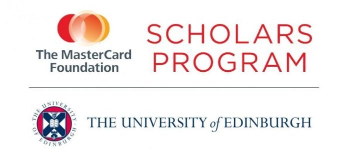 University of Edinburgh Mastercard Foundation Scholars Program 2021/2022 for study in Scotland (Fully Funded)