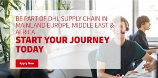 2020 DHL Supply Chain Graduate Program (G100) for Graduates & young Professionals