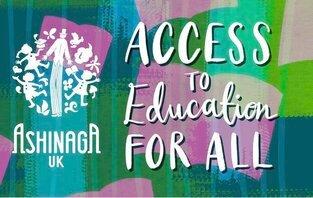 "Ashinaga UK ""How to Make a Successful International Application to a UK University"" Webinar"