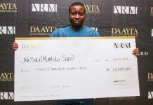 Deji Alli ARM Young Talent Award 2021 for Young Nigerians (₦12 million funding)