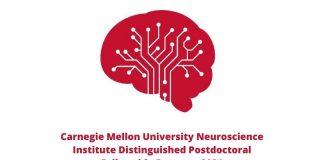 Carnegie Mellon University Neuroscience Institute Distinguished Postdoctoral Fellowship Program 2021 (stipend of $55,000)
