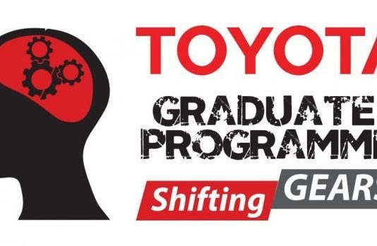 Toyota's Graduate Training Programme 2021 for young South Africans