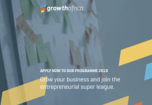 GrowthAfrica Acceleration Programme 2021 for early stage African Entrepreneurs