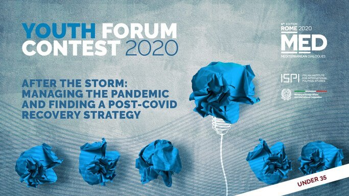 Mediterranean Dialogues (MED) Youth Forum Contest 2020 (€2,500 Prize)