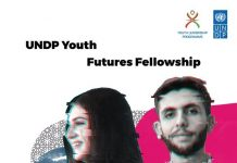 United Nations Development Programme (UNDP) Youth Futures Fellowship 2020 for young people from MENA Region