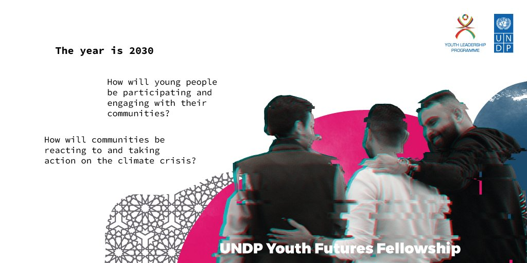 United Nations Development Programme (UNDP) Youth Futures Fellowship 2020 for MENA Region