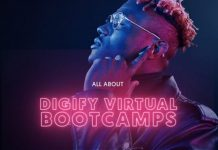 The Digify Africa Virtual Bootcamp 2020 for young Africans