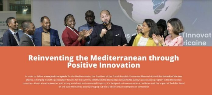 EMERGING Mediterranean Acceleration Program 2020 for young people from MENA Region.