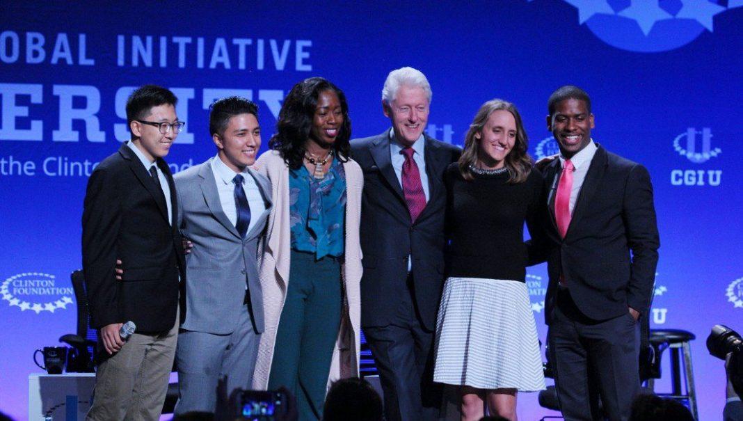 Clinton Global Initiative University 2021 Program for Higher Education Student Leaders
