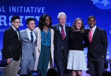 Clinton Global Initiative University 2021 Program for Higher Education Student Leaders