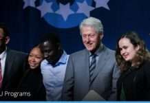 Clinton Global Initiative University Program 2021 for Higher Education Student Leaders