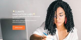 UNFCCC CTCN/SeedStars Climate Innovation Labs for young Tech Innovators Creating Climate Solutions.