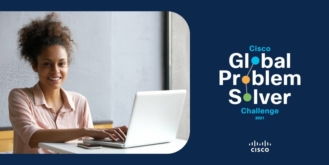 Cisco Global Problem Solver Challenge 2021 for early-stage entrepreneurs (Up to $1 million USD in Prizes)