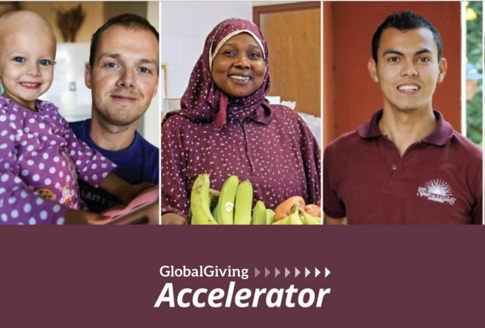 GlobalGiving Accelerator Program-April 2021 for Nonprofits ($USD 30,000+ in matching funding)