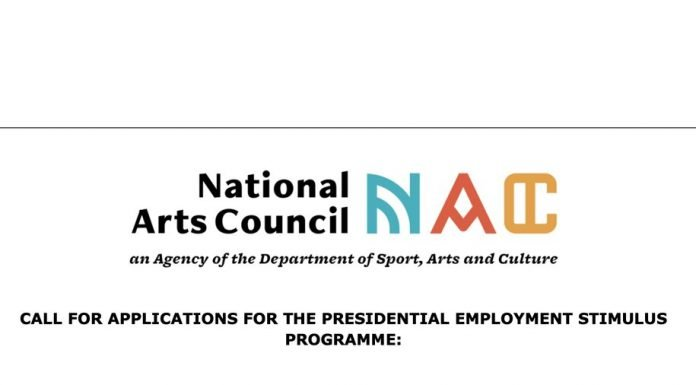 Presidential Employment Stimulus Programme (PESP) for creative professionals in South Africa