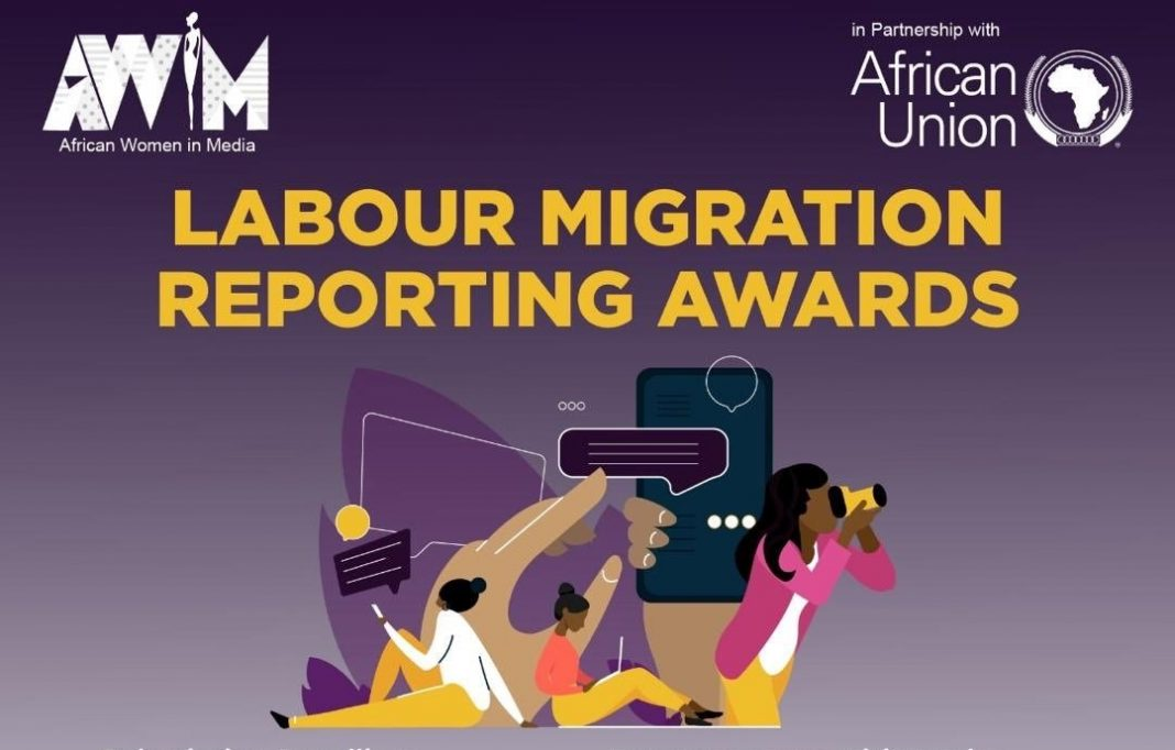 African Women in Media (AWiM) Labour Migration Media Awards 2021