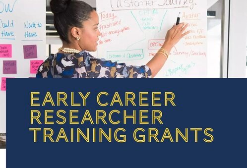 ACU Early Career Researcher (ECR) Training Grants 2021 for early career researchers.