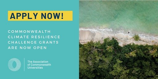 ACU Commonwealth Climate Resilience Challenge Grants 2020/2021